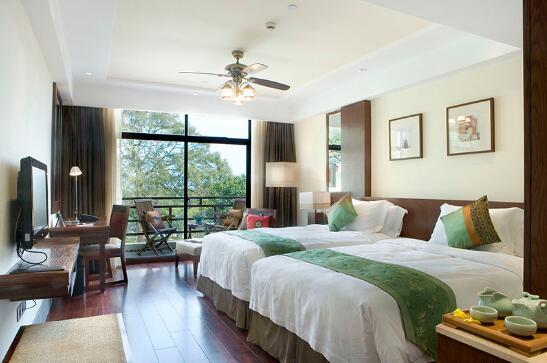中国首家禅文化主题精品度假酒店 - 普陀山雷迪森庄园 禅居 第2张