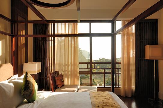 中国首家禅文化主题精品度假酒店 - 普陀山雷迪森庄园 禅居 第3张