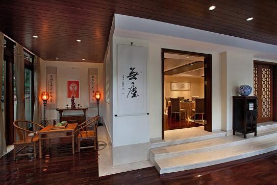 中国首家禅文化主题精品度假酒店 - 普陀山雷迪森庄园 禅居 第6张